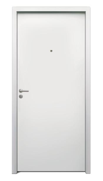 Plain finish steel doors galvanized steel doors with pu paint painted steel doors for What kind of paint to use on exterior metal door